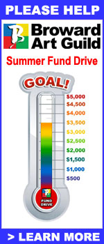Summer Fund Drive Fundraising Thermometer Banner